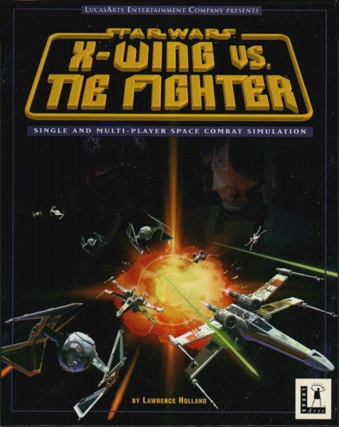 Star Wars  X-Wing vs  TIE FighterX Wing Vs Tie Fighter