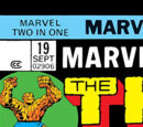 Marvel Two-In-One Vol 1 19