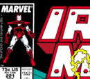 Iron Man Vol 1 221
