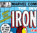 Iron Man Annual Vol 1 5