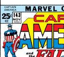 Captain America Vol 1 143