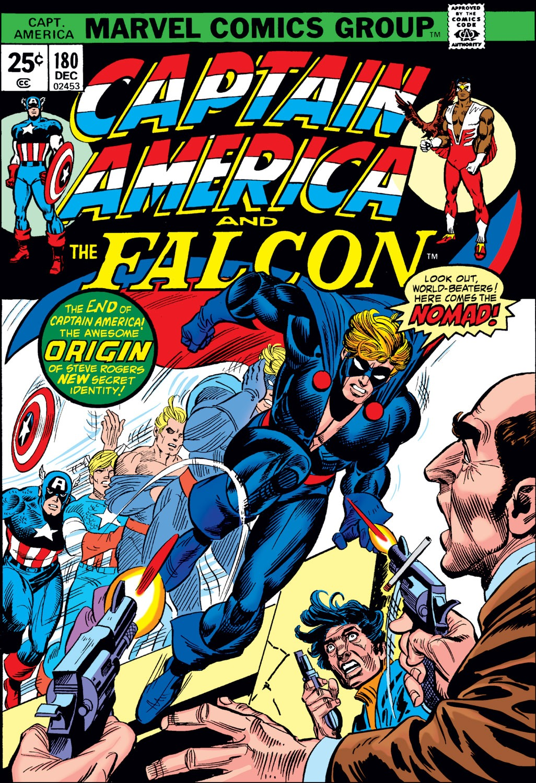 Captain America Comics 1 Value Captain America Vol 1 180
