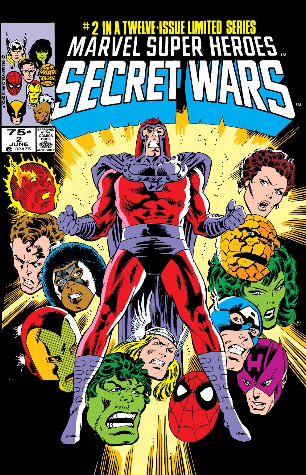 Secret wars ebook