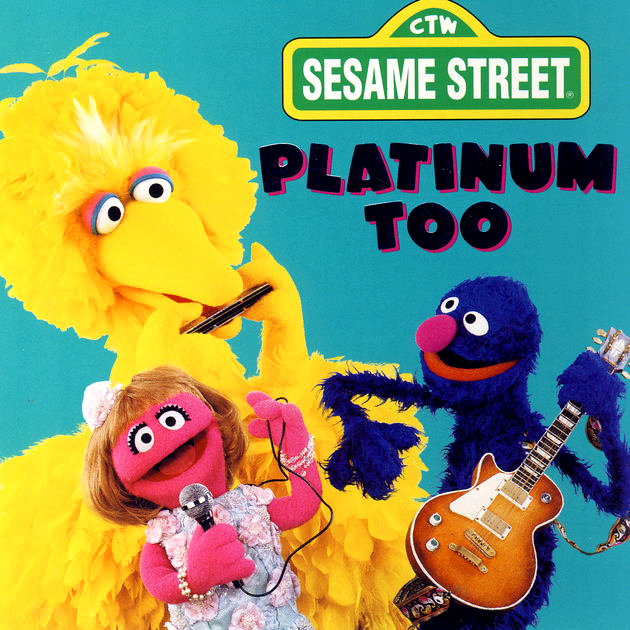 Sesame Street Music Archive: Sesame Street Platinum Too