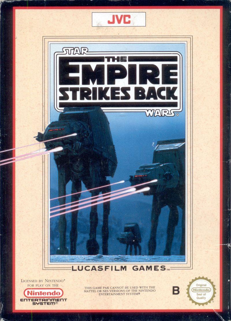 EmpireStrikesBack NES