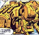 Anti-Robot Photonic Multi-Cannon