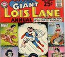 Superman's Girlfriend, Lois Lane Annual Vol 1
