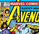 Avengers Vol 1 212