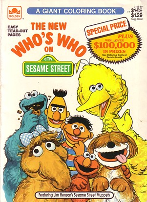 Category talk:Sesame Street Books - Muppet Wiki