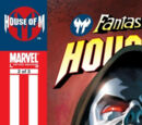 Fantastic Four: House of M Vol 1 2