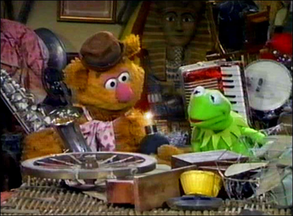 The Attic Muppet Wiki