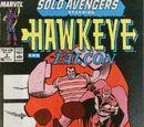 Solo Avengers Vol 1 6