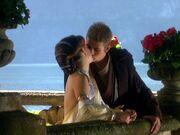 Anakin küsst Pamé