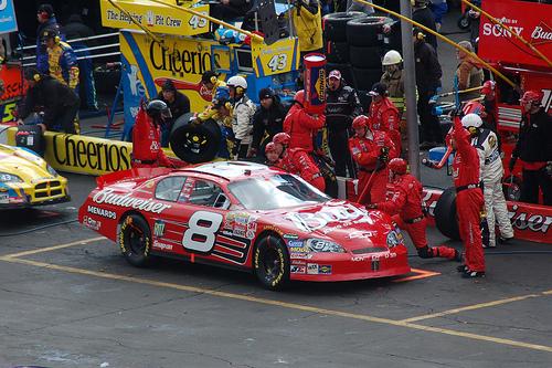 Dale Earnhardt, Jr. - Stock Car Racing Wiki