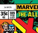 X-Men Vol 1 109