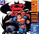 Superman/Batman Secret Files 2003