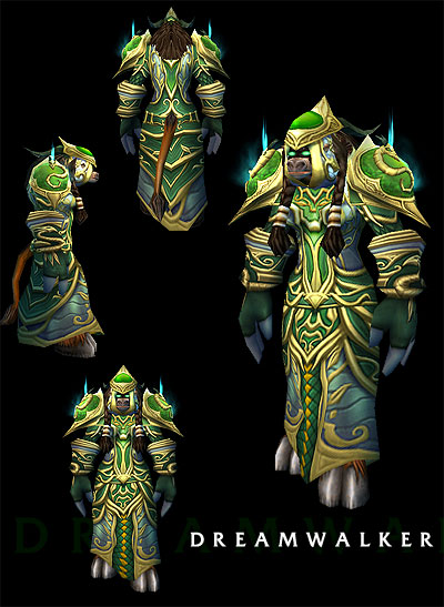 Dreamwalker Raiment Wowwiki Your Guide To The World Of