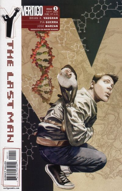 Amazoncom Y The Last Man Vol 5 Ring of Truth