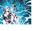 New X-Men (Earth-616) and Nimrod (Earth-811) from New X-Men Vol 2 31 0002.jpg