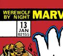 Werewolf by Night Vol 1 13