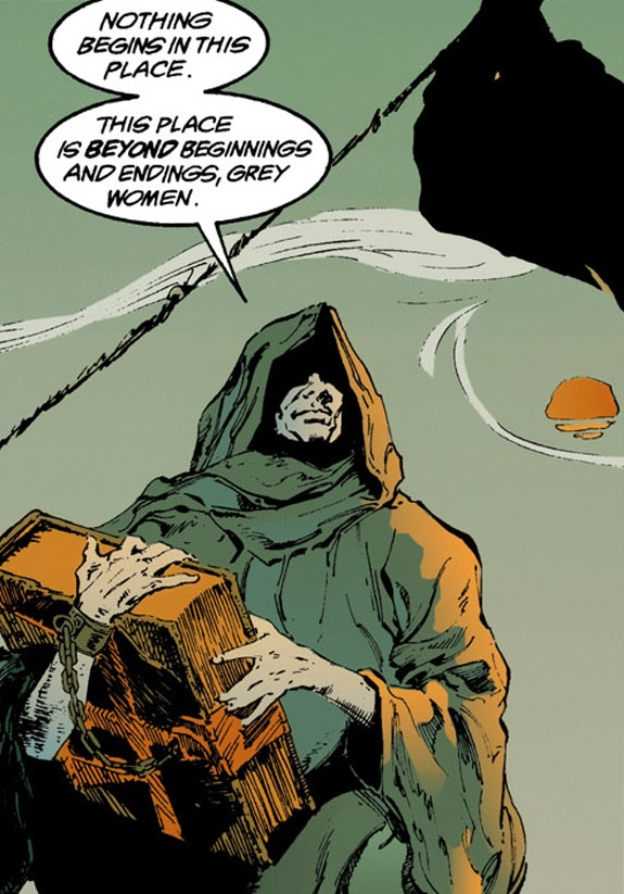 Destiny New Earth Dc Comics Database