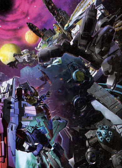 Autobots and Unbalanced Jack The Ends Of The Earth Issue 1