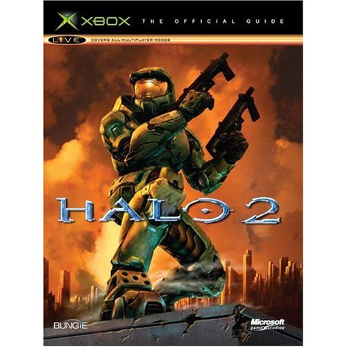 Official Halo Comics The Official Halo 2 Strategy