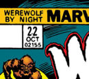 Werewolf by Night Vol 1 22
