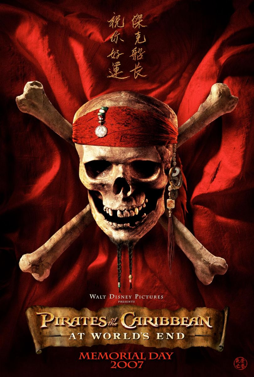 World S Most Beautiful: Pirates Of The Caribbean (film Series)