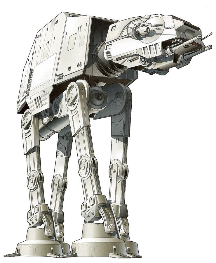 Allterrain angriffstransporter jedipedia wikia - Lego star wars tb tt ...
