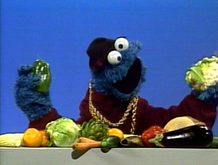 Healthy Food Song Sesame Street