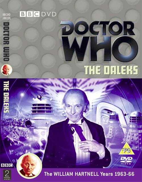 The Beginning (DVD box set) - Tardis Data Core, the Doctor ...