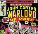 John Carter Comic Books