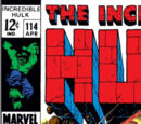 Incredible Hulk Vol 1 114