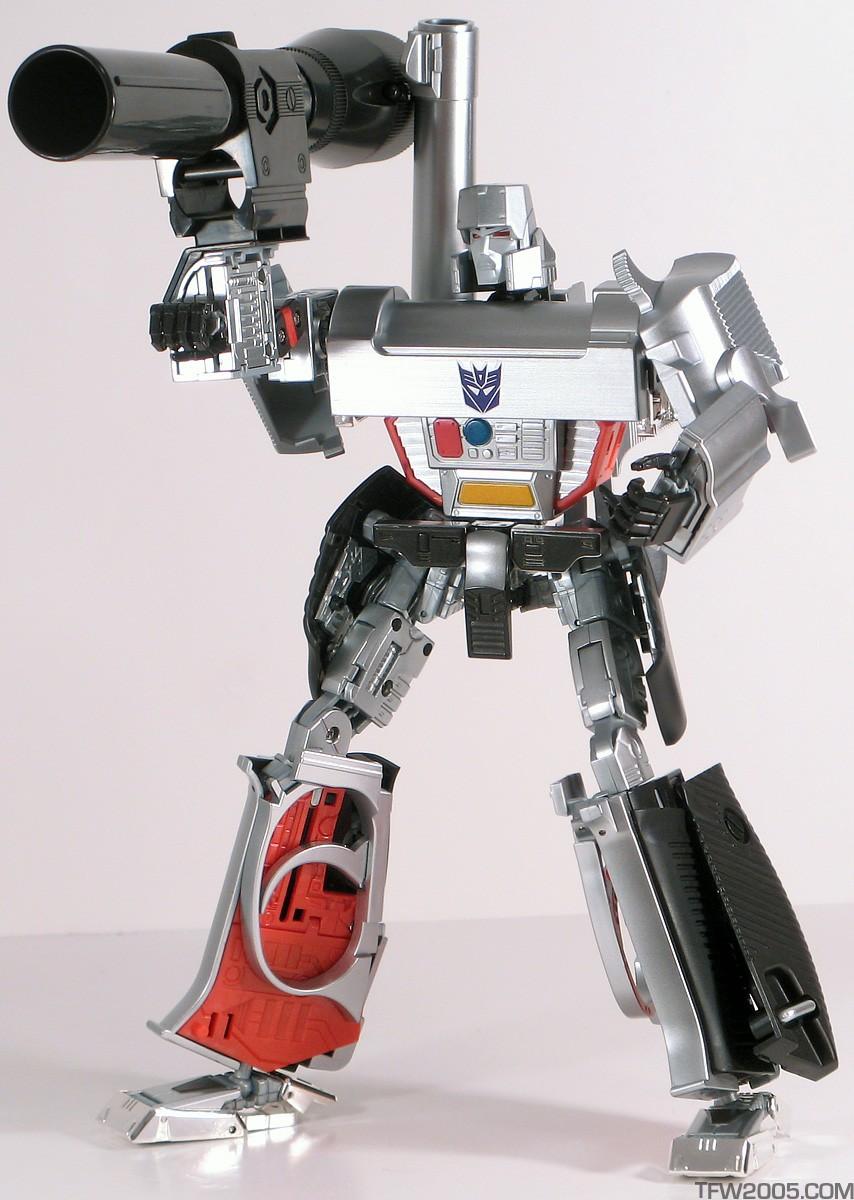 Megatron (G1)/toys - Teletraan I: the Transformers Wiki ...