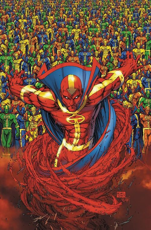 Red Tornado (New Earth) - DC Database - Wikia