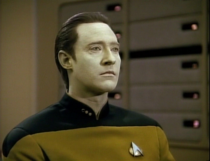 Star Trek Data