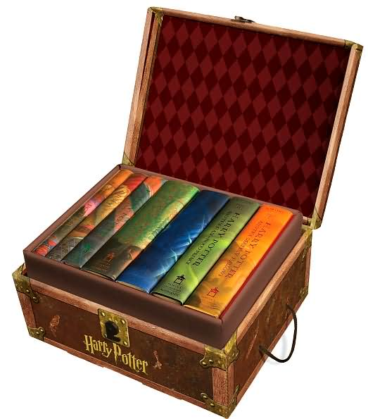 Harry Potter Book Collection : J k rowling harry potter wiki