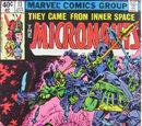 Micronauts Vol 1 13