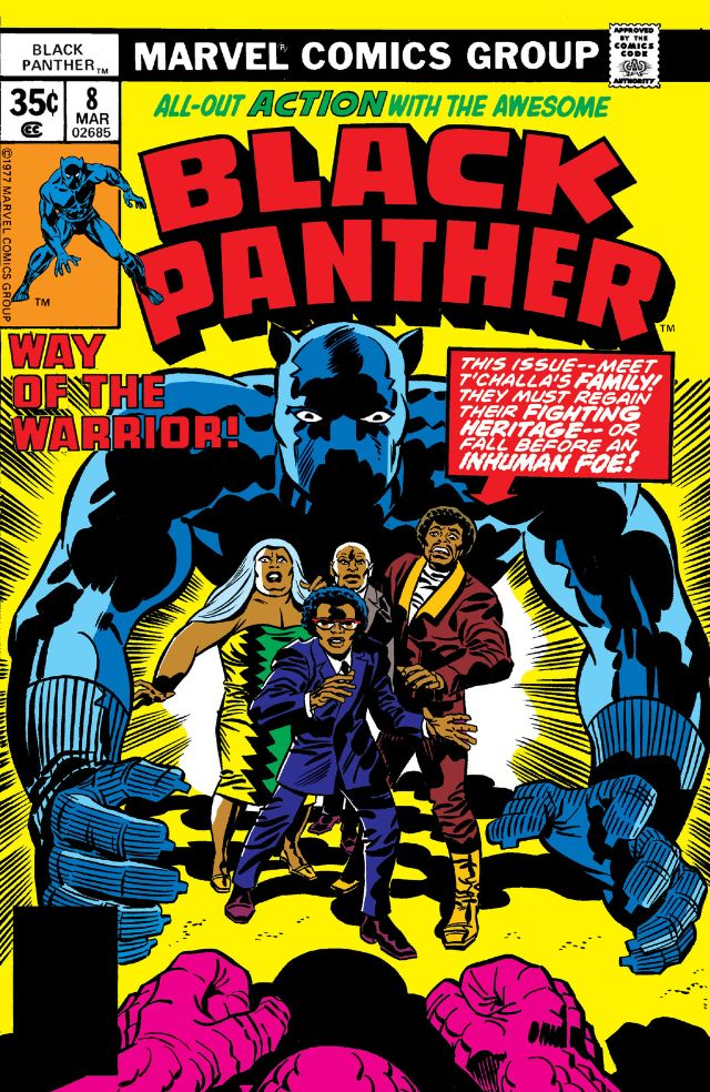 Black Panther Gangsters Black Panther Vol 1 8