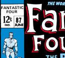 Fantastic Four Vol 1 87