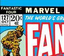 Fantastic Four Vol 1 127