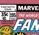 Fantastic Four Vol 1 195
