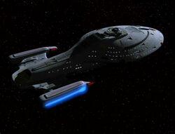 Voyager-arrière