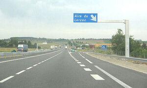 A75-Aire du Larzac