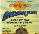 Indiana Jones and the Cult of the Mummy's Crypt