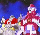 Elderly Transformers