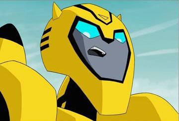 Bumblebee Transformers Animated Bumblebee (Animated) -...