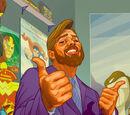 Funky Flashman (New Earth)/Gallery