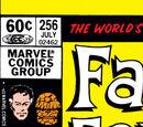 Fantastic Four Vol 1 256